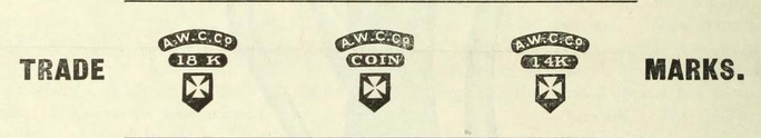 TRADER July 1885 earliest GOLD & COIN mark .png